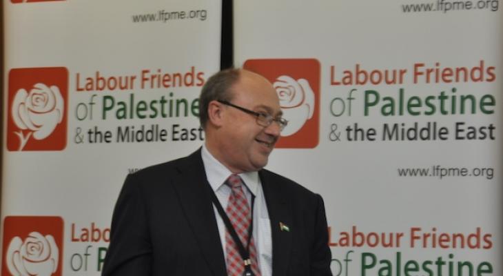 منتدى التواصل الأوروبي الفلسطيني يكرم النواب البريطانيين الذين صوتوا بنعم للدولة الفلسطينية