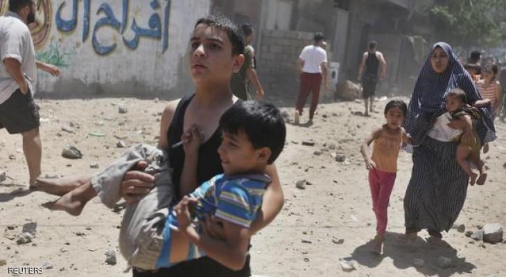 وصول أربعة أطفال جرحى في الحرب على غزة لتلقي العلاج في ألمانيا
