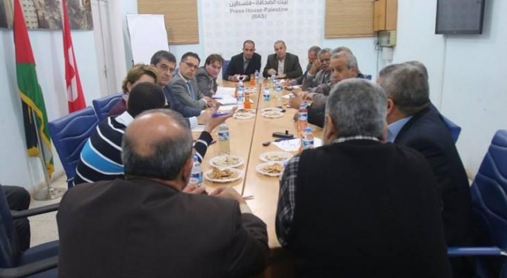 مقترحات سويسرية بشأن دمج الموظفين المدنيين في غزة