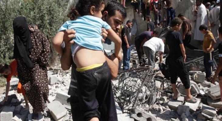 الاندبندنت البريطانية: عائلات من غزة تعيش مع قنابل موقوتة