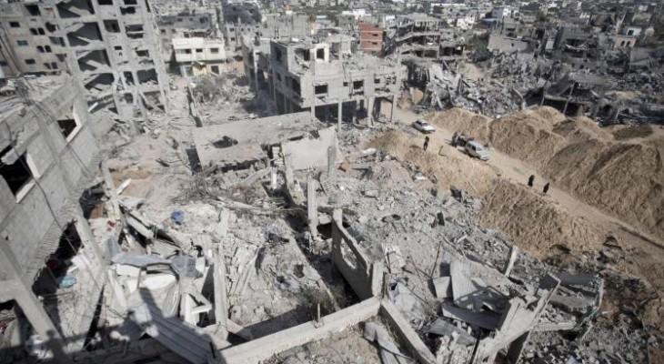 منظمات دولية تطالب المانحين باحترام تعهداتهم لإعمار غزة