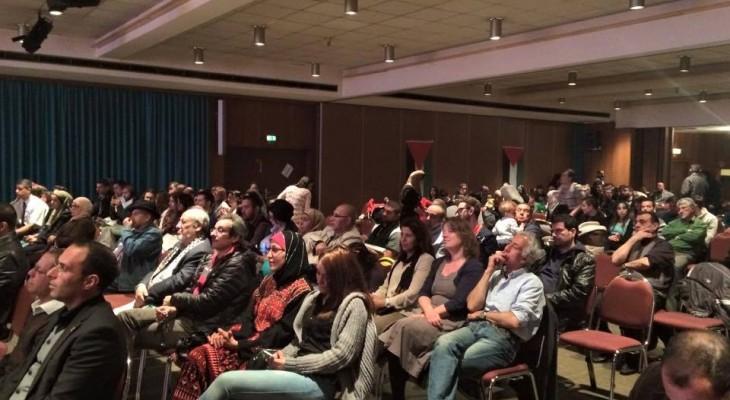 المانيا : مهرجان فلسطين في الذاكرة بمدينة مونشغلادباخ الألمانية
