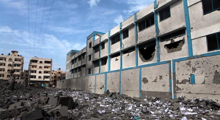الأمم المتحدة تُحمّل إسرائيل مسؤولية قصف مدارس بغزة