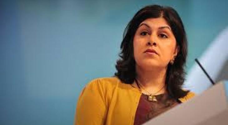 البارونة وارسي: القضية الفلسطينية نقطة مفصلية لاستقالتي من حكومة المملكة المتحدة