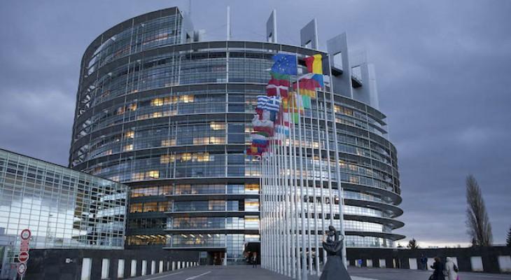 ندوةسياسيةحولفلسطينفيالبرلمانالأوروبي ، ينظمهامنتدىالتواصل بحضورعددمنالبرلمانيينوالحقوقيين