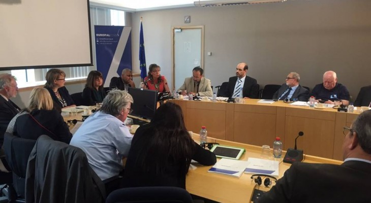 ندوة في البرلمان الأوروبي حول الإعتراف بالدولة الفلسطينية والموقف الأوروبي من حركة حماس