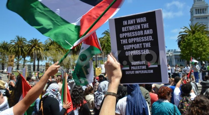 الغارديان: مجموعة مجهولة تطلق موقعا أمريكيا يهاجم المناصرين للقضية الفلسطينية