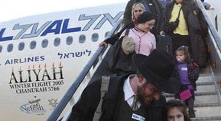 تراجع هجرة اليهود من فرنسا إلى إسرائيل