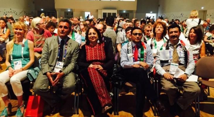 امسيه ثقافية فلسطينية في المهرجان الدولي اكسبو ميلانو
