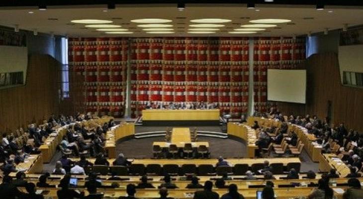 42 دولة تصوت لصالح قرار أممي حول فلسطين