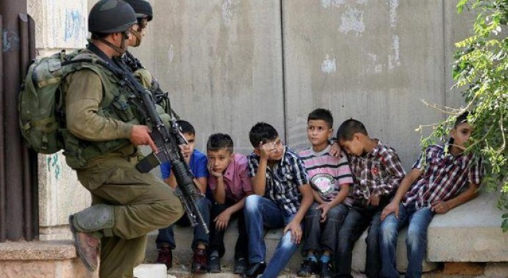 هيومن رايتس ووتش تتهم إسرائيل باستخدام قوة غير مبررة خلال اعتقال واستجواب أطفال فلسطينيين