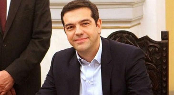 رئيس الوزراء اليوناني يعبر عن قلقه من تصاعد أعمال العنف بالمنطقة