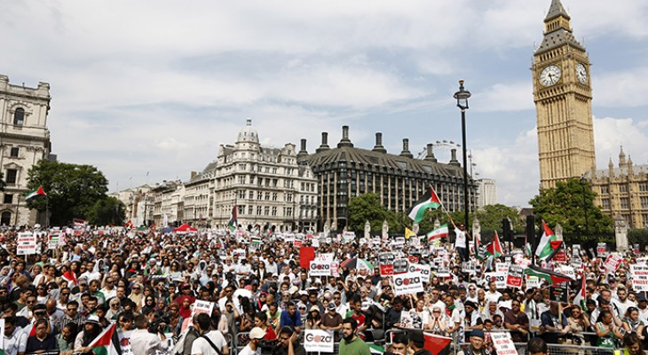 ندوة فكرية في لندن حول إدارة العلاقات الفلسطينية الداخلية