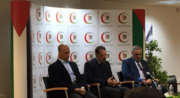 فلسطينيو بريطانيا يطالبون بنبذ الفرقة والتمسك بالمقاومة