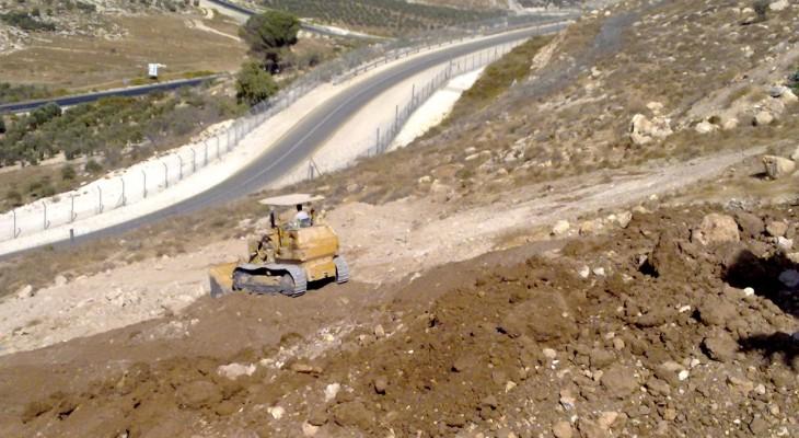 الحكومة البرتغالية تأسف لمصادرة الاحتلال أراض في الضفة