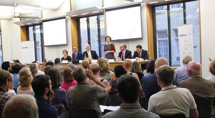 منتدى التواصل الأوروبي الفلسطيني يعقد ندوة في البرلمان البريطاني لبحث القضية الفلسطينية وواجب بريطانيا نحو إنهاء الإحتلال