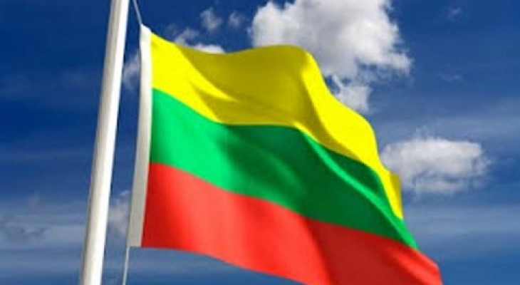 وزير خارجية ليتوانيا يجدد دعمه لإقامة دولة فلسطينية