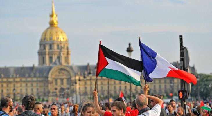 دورة تأهيلية في أساسيات العمل التضامني وأساليب الضغط السياسي لصالح القضية الفلسطينية في فرنسا