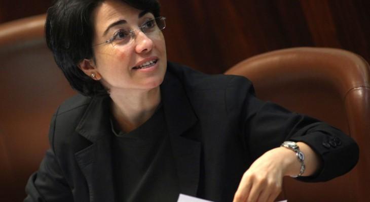 لقاء مع البرلمانية الفلسطينية حنين الزعبي في العاصمة البريطانية لندن