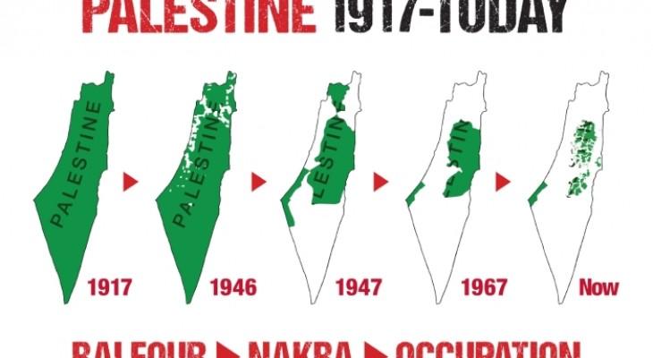 لندن: مؤتمر بعنوان: فلسطين منذ عام 1917 وحتى يومنا هذا