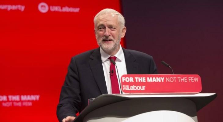 زعيم حزب العمال البريطاني يدعو لإنهاء اضطهاد الفلسطينيين