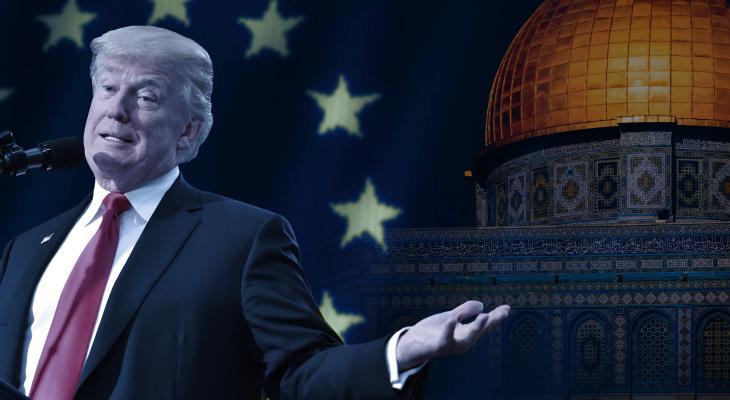 ندوة في لندن من تنظيم منتدى التواصل الأوروبي الفلسطيني حول الدور الأوروبي المطلوب لتحقيق السلام في الشرق الأوسط بعد قرار الرئيس الأميركي دونالد ترامب بشأن القدس