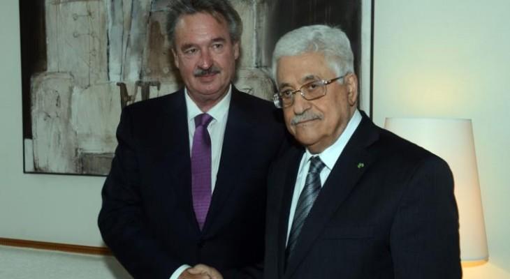 لوكسمبورغ تدعو أوروبا لاتفاقية شراكة مع فلسطين