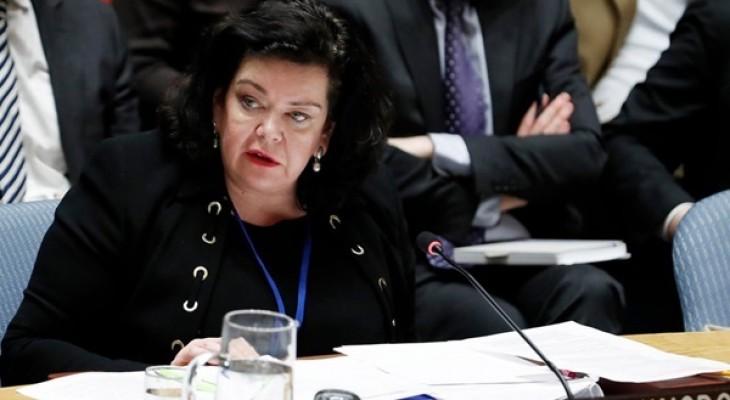بريطانيا لمجلس الأمن: قلقون من زيادة أعداد القتلى الفلسطينيين في غزة