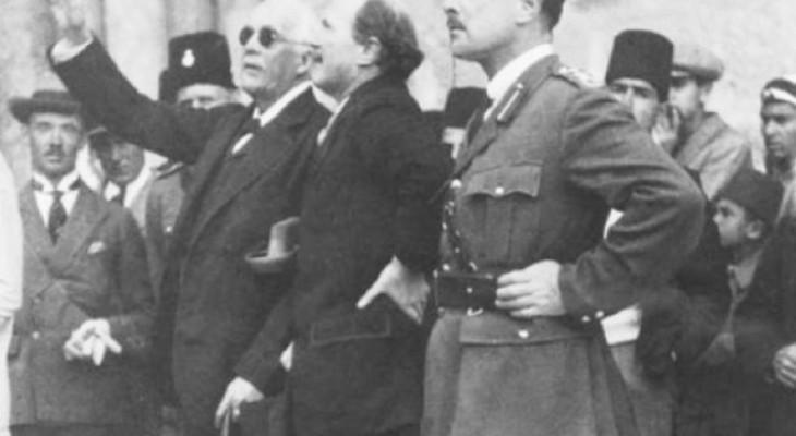 إعلان بلفور: كيف سهلت بريطانيا العظمى التطهير العرقي لفلسطين؟...بقلم:جيريمي هاموند