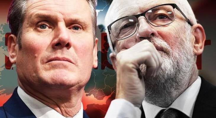 حزب العمال البريطاني.. الأزمة الداخلية  وتأثيراتهــا على القضيـة الفلسطينيـــة