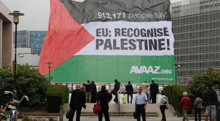 أوروبا تستطيع تصحيح أخطائها في فلسطين