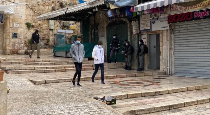 اللجنة الرئاسية لشؤون الكنائس تدعو لإنقاذ أحياء القدس من خطر التطهير العرقي
