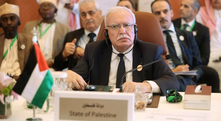 صوتت لصالح إسرائيل.. الخارجية الفلسطينية تستدعي سفراء 3 دول أوروبية