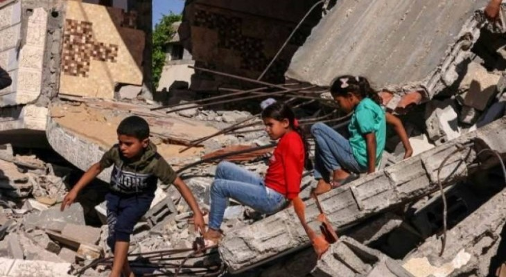 المرصد الأورومتوسطي: 91% من أطفال غزة يعانون صدمات نفسية بعد العدوان الأخير