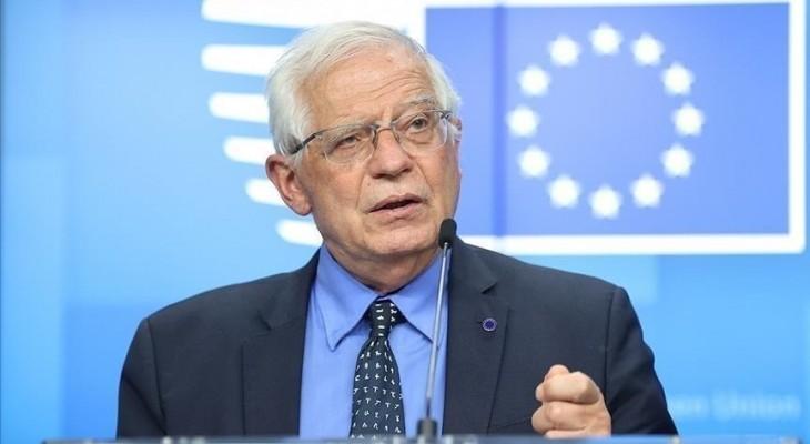 بوريل: الاتحاد الأوروبي يتوقع من إسرائيل تقديم منظور سياسي لإنهاء الصراع