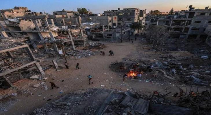 منظمة حقوق الإنسان هيومن رايتس ووتش: الكيان الإسرائيلي إرتكب جرائم حرب في قطاع غزة