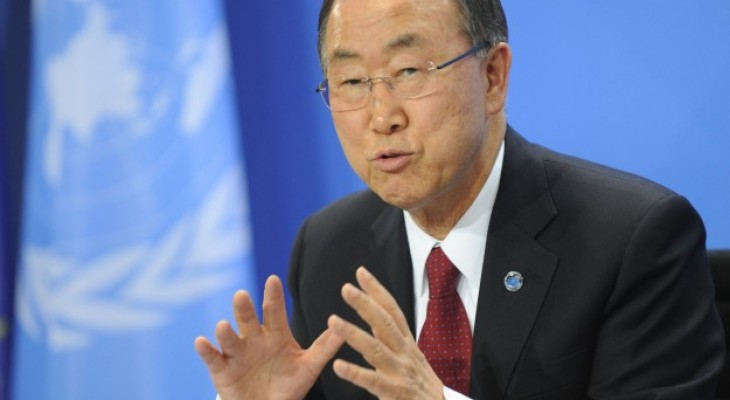 UN chief 'concerned' about rising Israel-Palestine tension