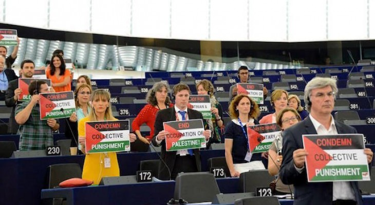 EU parliament to vote on Palestine statehood
