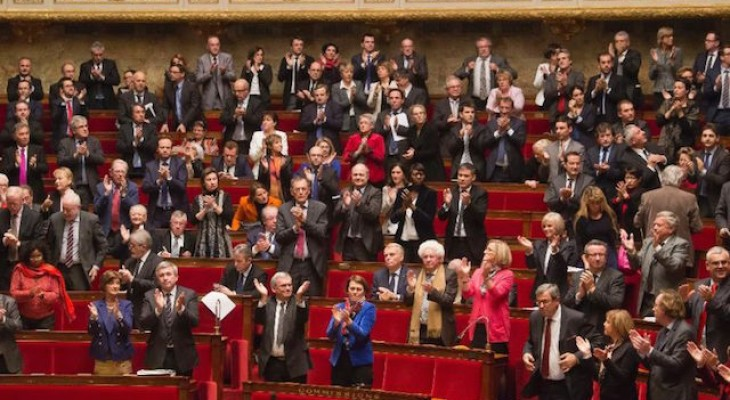 Members of the French Parliament urge the government to recognise the Palestinian State