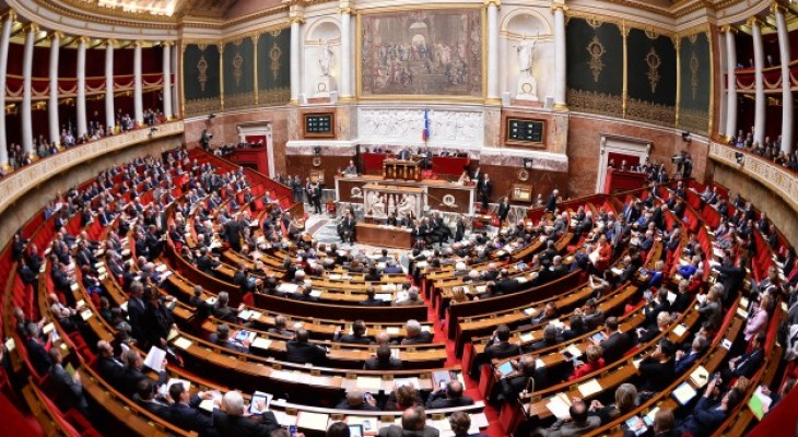 French Senate to vote on Palestine's statehood