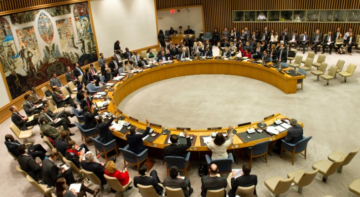 Full text of the UN Security Council draft resolution on the Palestinian statehood