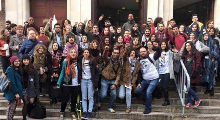 University of London SOAS favours academic boycott of Israel