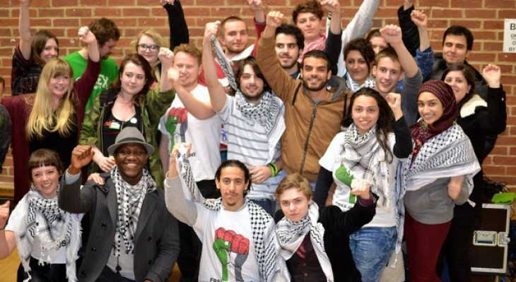 Sussex University students join UK's wave of Israel boycotts
