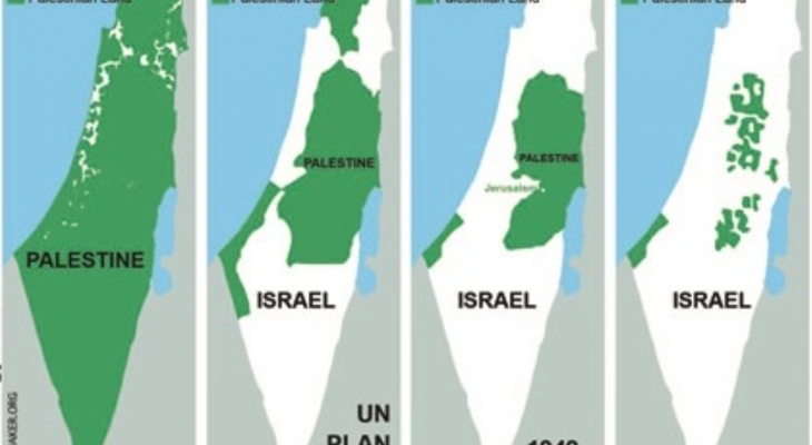 Palestinian-Israeli conflict in a changing world