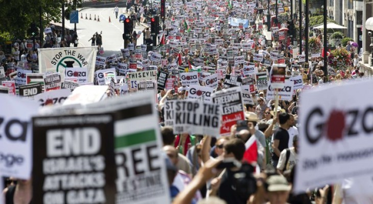 UK elections: the question of Palestine  By: Tom Charles