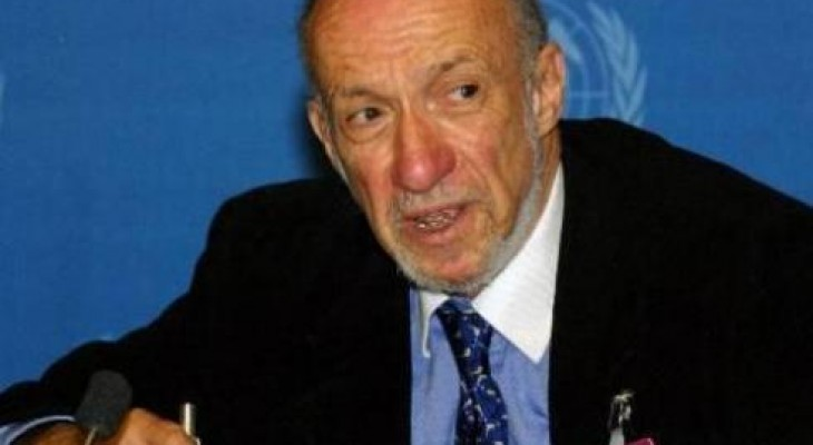 Richard Falk: Hamas behaved as political actor since deciding to compete for political leadership