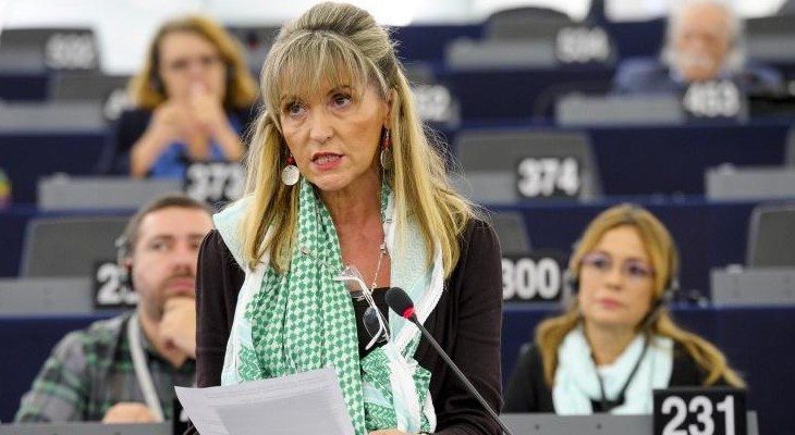 Sinn Féin MEP Martina Anderson welcomes Vatican recognition of Palestine
