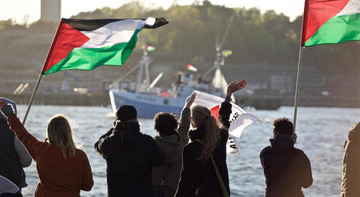 Why Ship to Gaza is sailing again  By: Ann Ighe and Mikael Löfgren