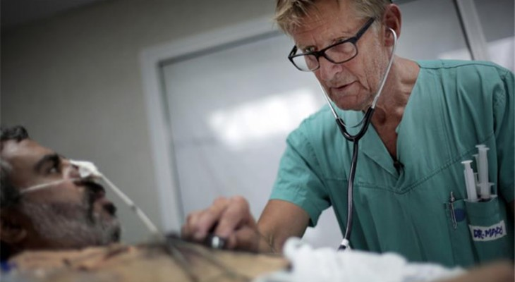 Mads Gilbert has been denied access to Gaza indefinitely by Israeli authorities