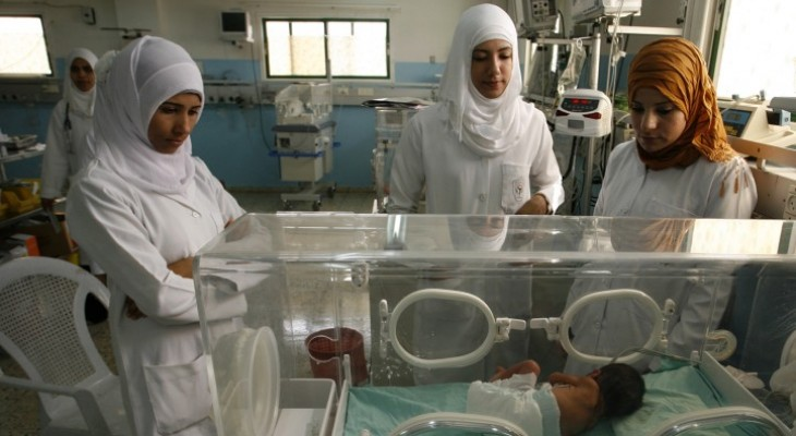 Infant mortality rates rise in Gaza under the siege